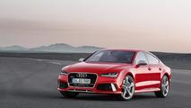 Audi RS7 Sportback facelift revealed with subtle changes