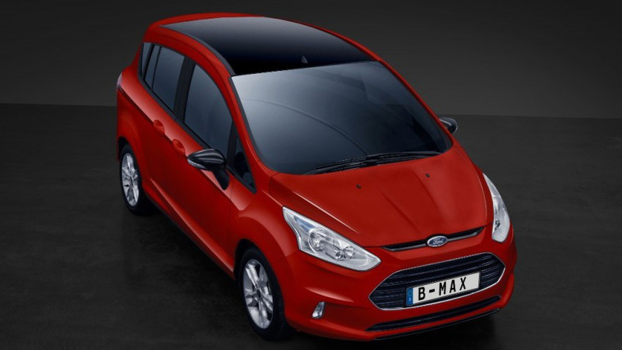 Ford B-Max Colour Edition