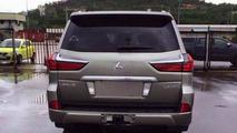 2016 Lexus LX spy photo