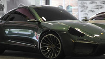 Future Porsche 911 design project by Pascal Sauter, 1000, 17.08.2011