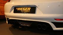 Rieger Scirocco flies in for Essen Debut