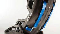 Carbon Fiber Children's Car Seat Prototype By Rory Craig