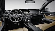 2012 Mercedes C63 AMG facelift 01.2.2011