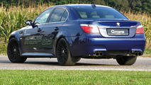 G-Power BMW M5 Hurricane GS - the world's fastest LPG vehicle