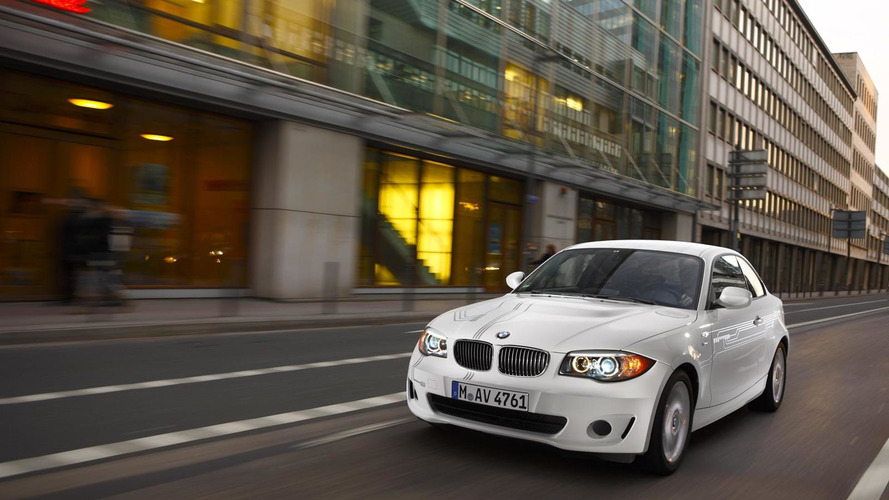 First all-electric BMW ActiveE delivered in US