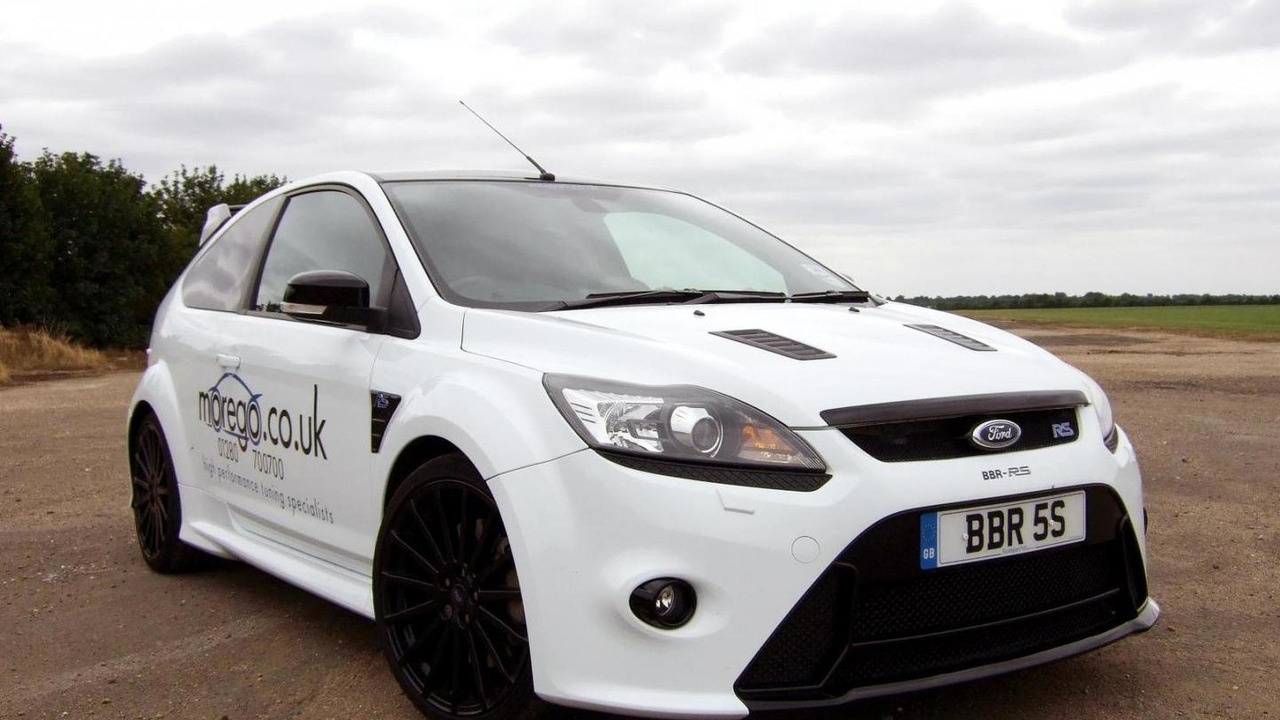 Ford Focus RS by BBR, 1600, 10.08.2010