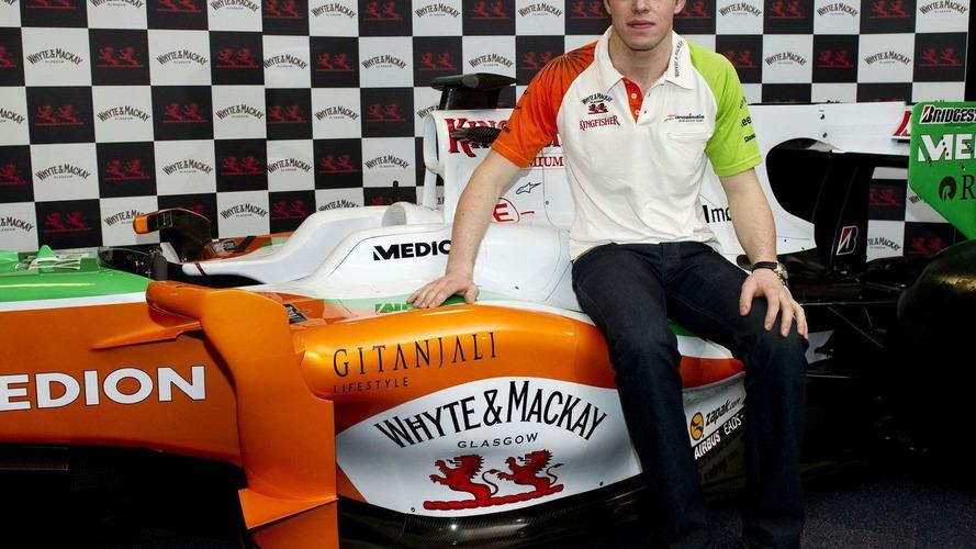 Di Resta to make 2011 Force India debut - report