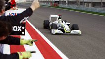Jenson Button winner Bahrain grand prix 2009