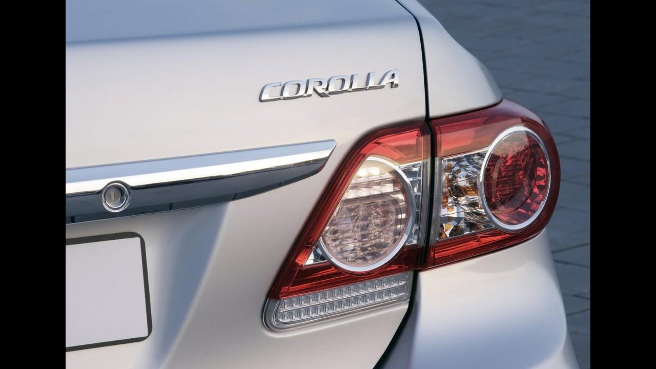 Toyota Corolla 2012: Modelo brasileiro ganhará visual europeu