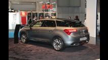 Salão de Tóquio: Citroën DS5 é mostrado no Japão e deve chegar ao Brasil em 2012