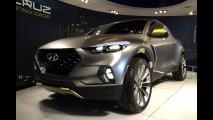 Salão de Detroit: Hyundai faz surpresa com picape média