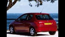 Peugeot 206 deixa a linha de produção na Argentina