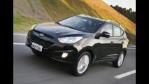 Hyundai Caoa comemora alta nas vendas em 2014; ix35 cresce 47%