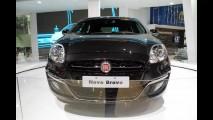 Salão SP: Fiat Bravo 2015 ganha tapinha no visual e chega ainda este ano