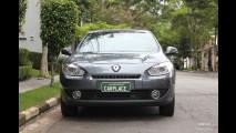 Garagem CARPLACE: Visual externo do Renault Fluence Privilège em detalhes - Fotos HD