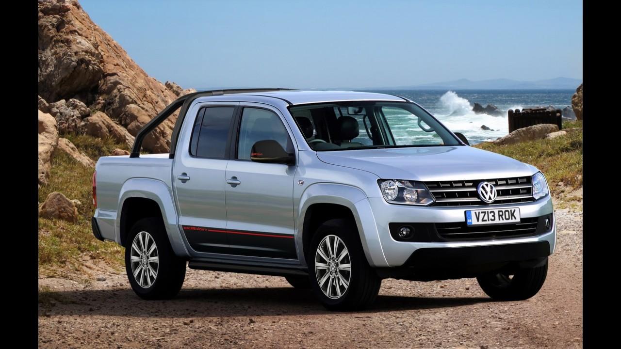 Volkswagen Amarok ganha série Special Edition no Reino Unido