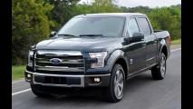 Chefão da Ford confirma propulsão híbrida para picapes Série-F