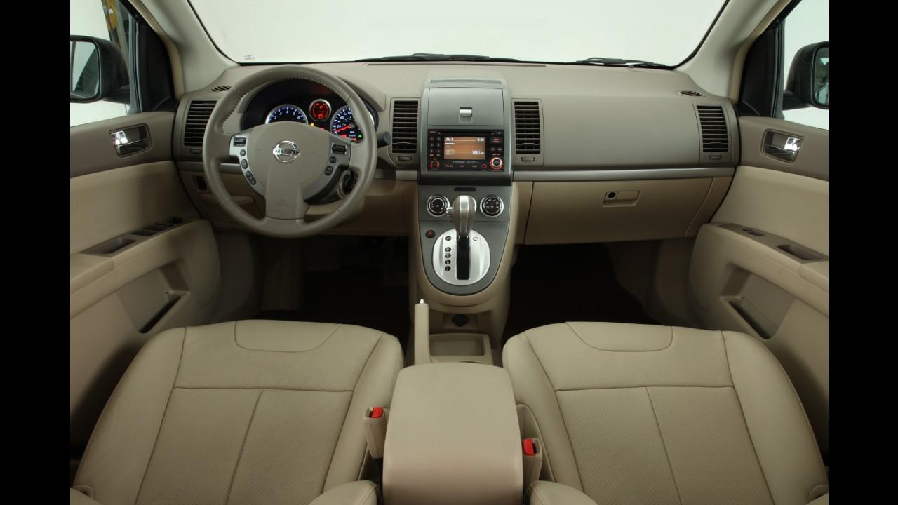 Nissan Sentra Unique: Nova série limitada tem acabamento em tom claro por R$ 69.900