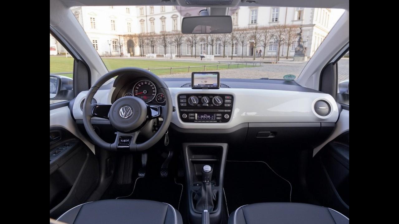 Volkswagen up! alcança marca de 250 mil unidades produzidas