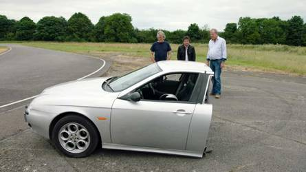 The Grand Tour Cuts Car In Half For Celebs To Drive In Season 2