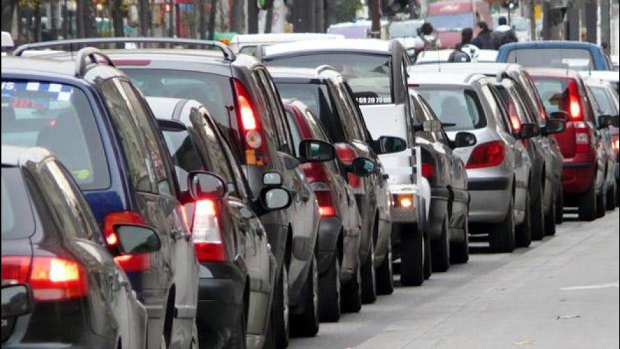 Più trasporto pubblico e meno auto in città: è l'obiettivo del Governo