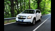 Chevrolet Orlando 1.8 GPL LT - TEST