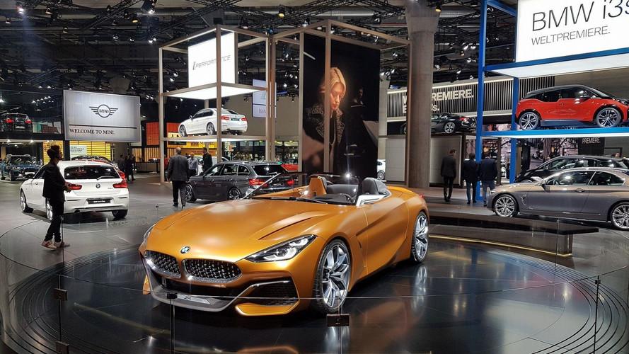 BMW - Salão de Frankfurt