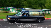 Audi 80 coche fúnebre Nürburgring