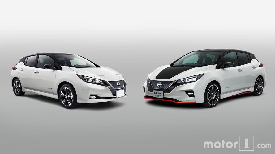 Comparatif - Quoi de neuf sur la Nissan Leaf Nismo ?