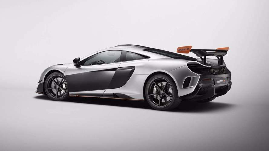 McLaren MSO R Coupe