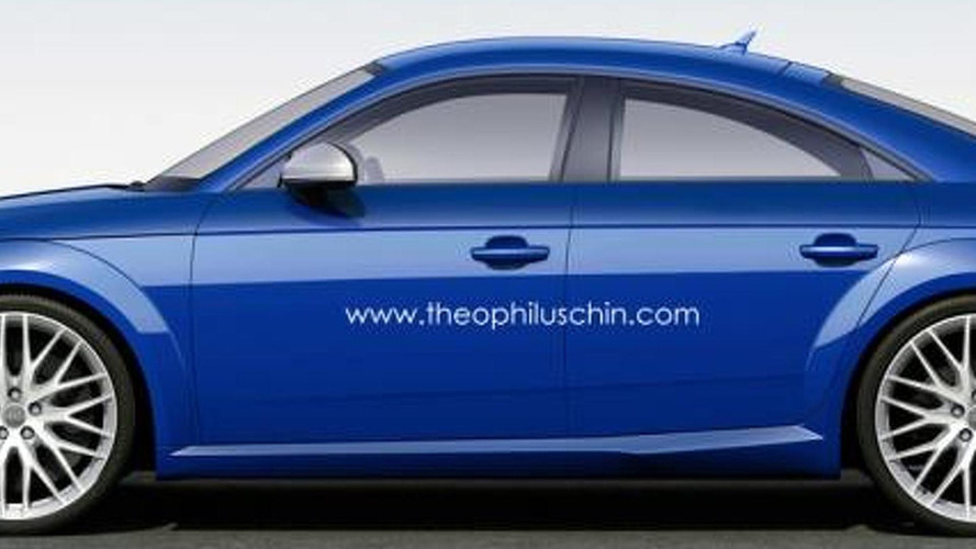 Audi considering TT-based family car