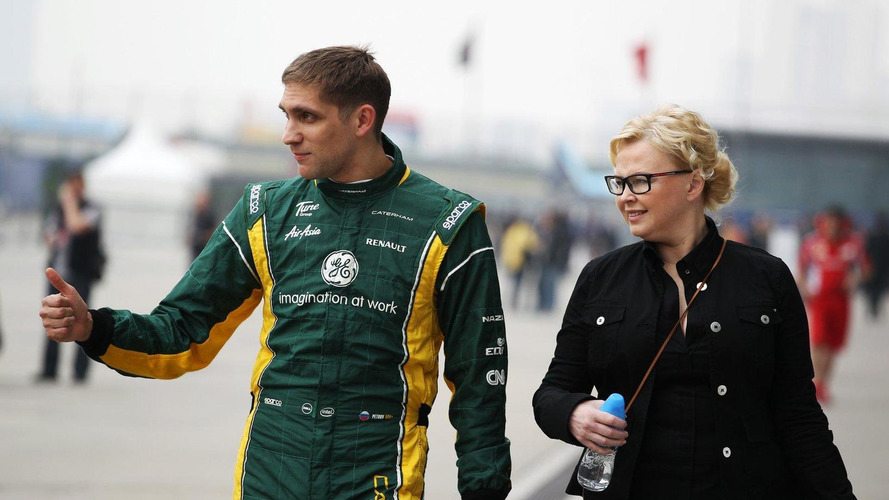Kosachenko no longer at Caterham - report