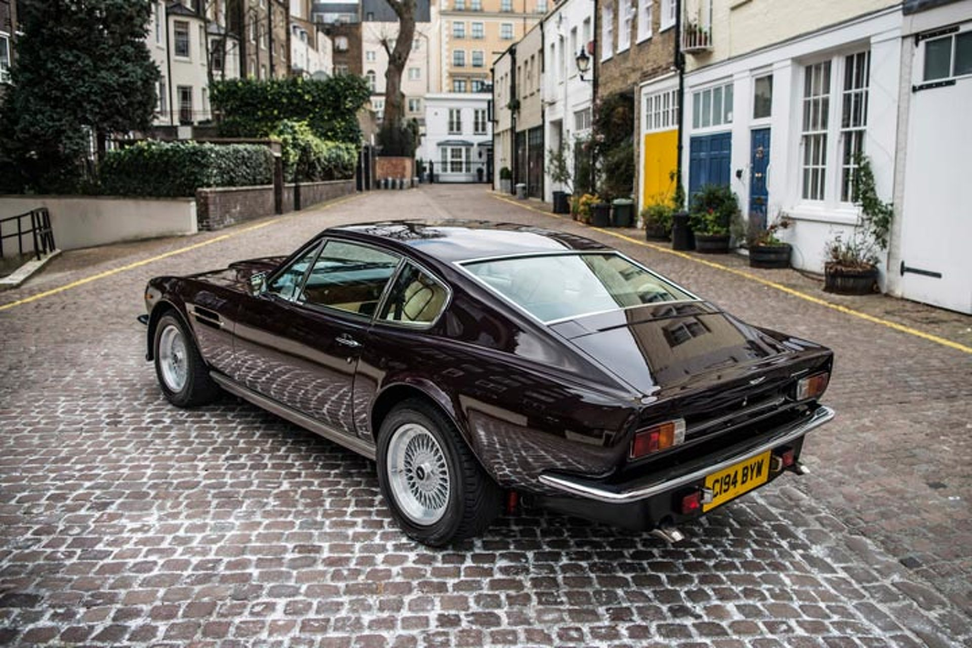 A Rare Sir Elton John Aston Martin is Up for Sale