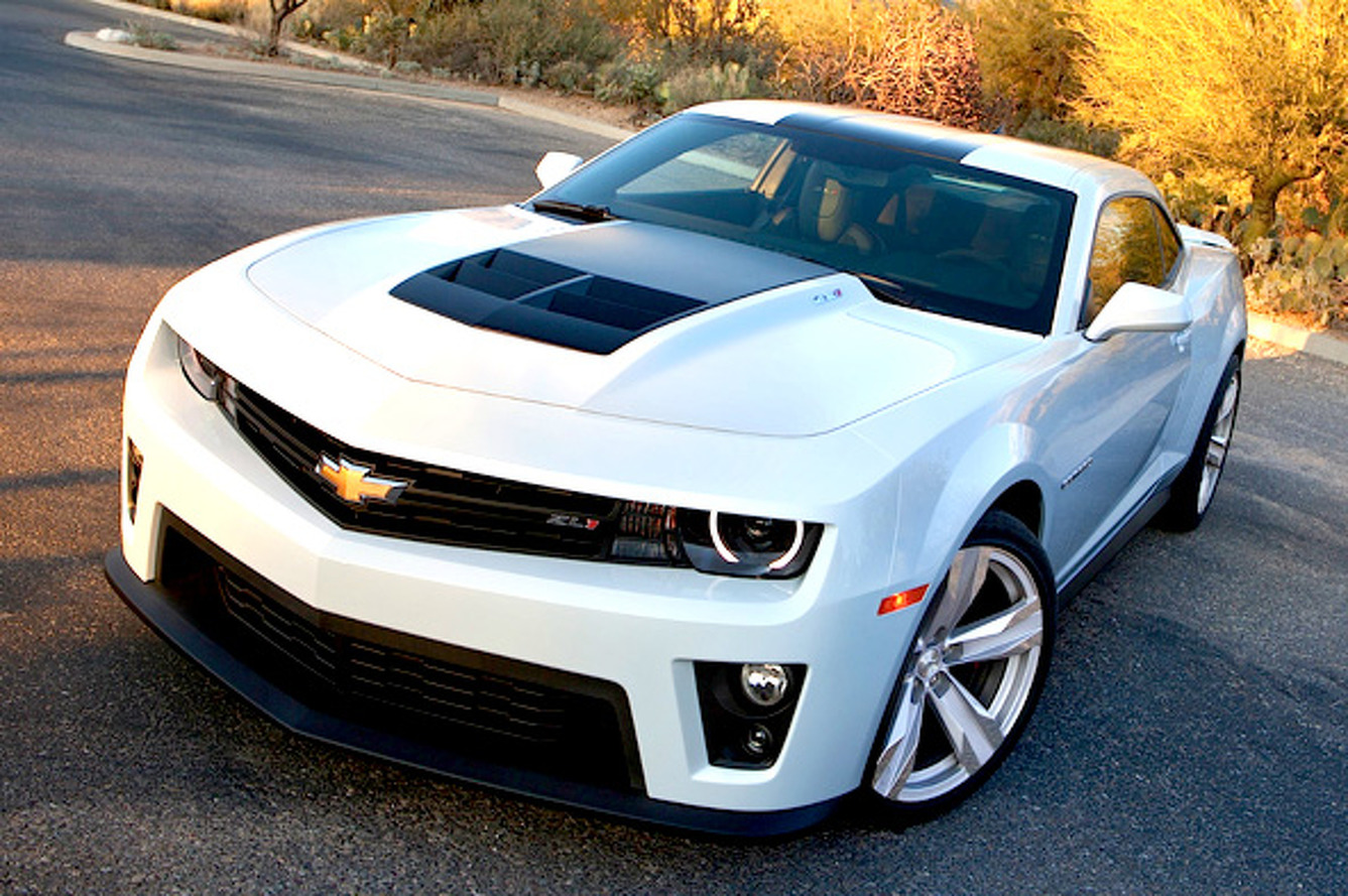 Tech Ride: Camaro ZL1- The American Everyday Supercar