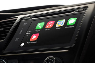 Apple CarPlay is an iOS for Future Volvos