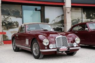 Your Ride: 1950 Aston Martin DB2 Drophead Prototype