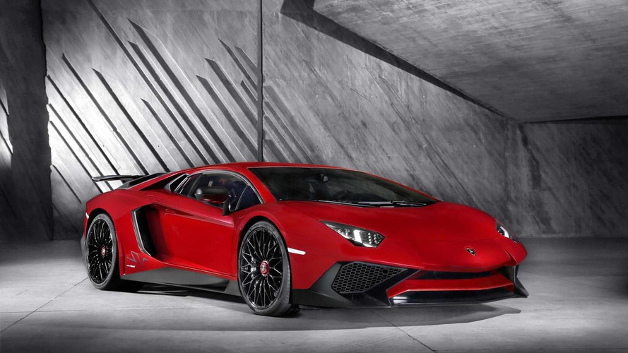 Lamborghini will stick with naturally aspirated engines for now