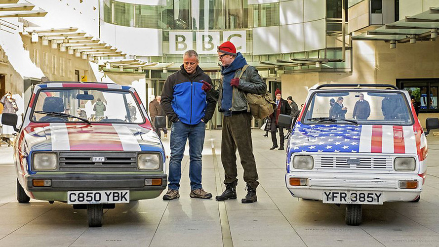 Chris Evans opens up about leaving Top Gear