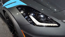 2017 Corvette Grand Sport debut in Geneva