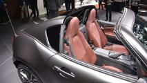 Mazda MX-5 RF - 2016 New York Otomobil Fuarı