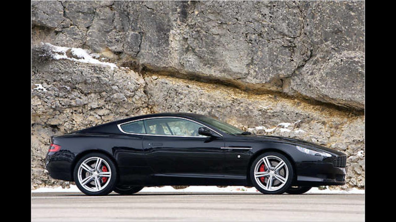 Aston Martin DB9 Tiptronic
