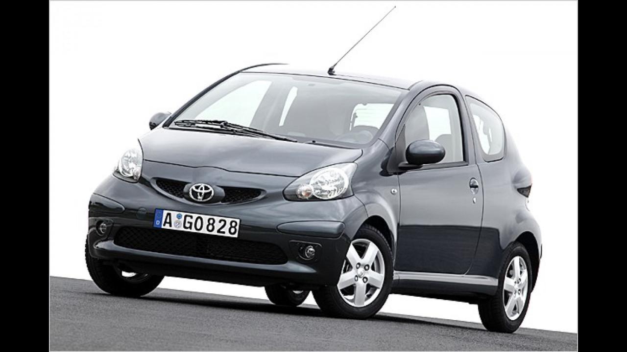 Toyota Aygo 1.0 3-türig