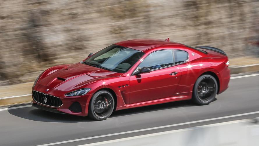 2018 Maserati GranTurismo İlk Sürüş İncelemesi