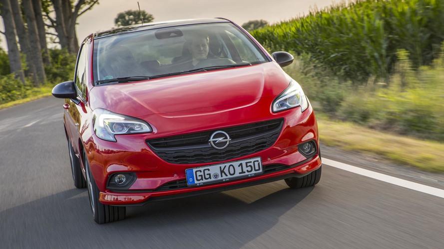 2017 Opel Corsa S