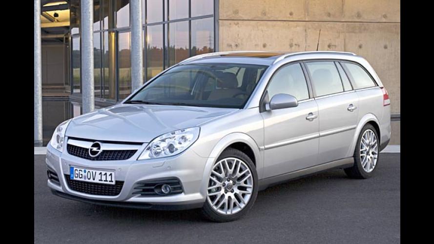 Neuer Opel Vectra und neuer Signum: Preise stehen jetzt fest