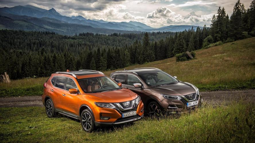 Nyilvánosságra hozta a Nissan az új Qashqai és X-Trail árait