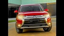 Novo Mitsubishi Outlander 2016 estreia visual