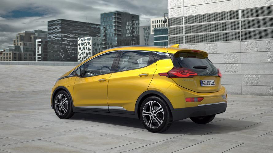Opel Ampera-e European market launch starts in EV hungry Norway