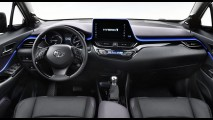 Toyota mostra mais do crossover C-HR, incluindo o painel - veja fotos