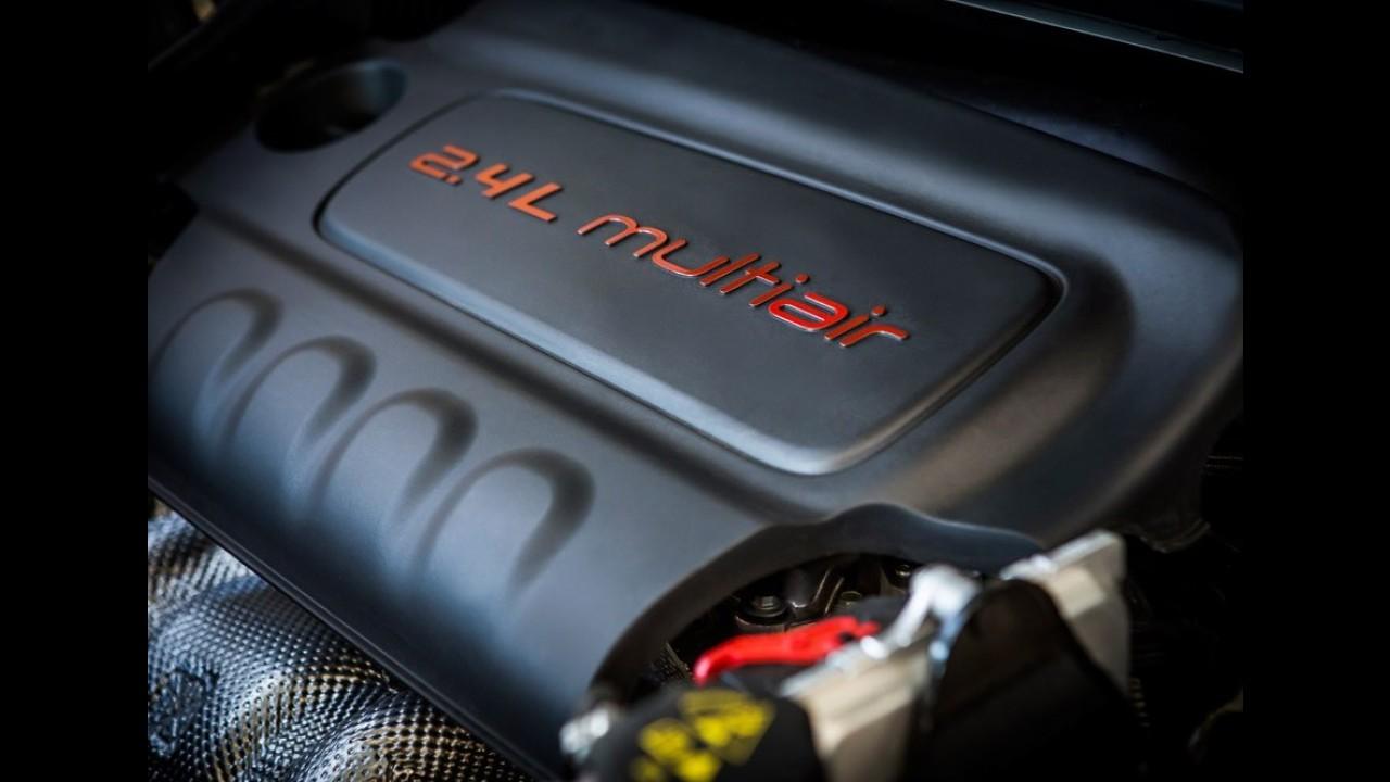 Jeep Renegade ganha versão com motor 2.4 Tigershark na Argentina